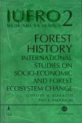 Forest History: International Studies on Socioeconomic and Forest Ecosystem Change (Δασική ιστορία - έκδοση στα αγγλικά)